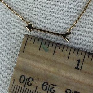 Stella & Dot Jewelry - Stella & Dot On the Mark Gold Vermeil Necklace